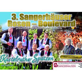 Bild: 3. Sangerhäuser Rosen-Boulevard