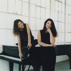 Bild: Katia & Marielle Labèque