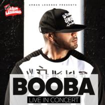 Bild: BOOBA - Live in Concert - Support: Sugar MMFK, Mortel, DJ Tam-R, DJ O-Sun, DJ Slick