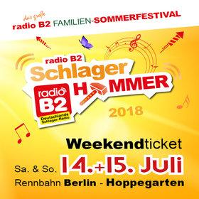Bild Veranstaltung: radio B2 SchlagerHammer 2018