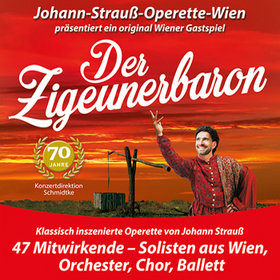 Bild Veranstaltung: Der Zigeunerbaron