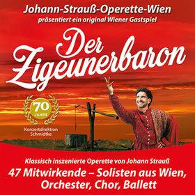 Bild: Der Zigeunerbaron - Johann-Strauß-Operette-Wien