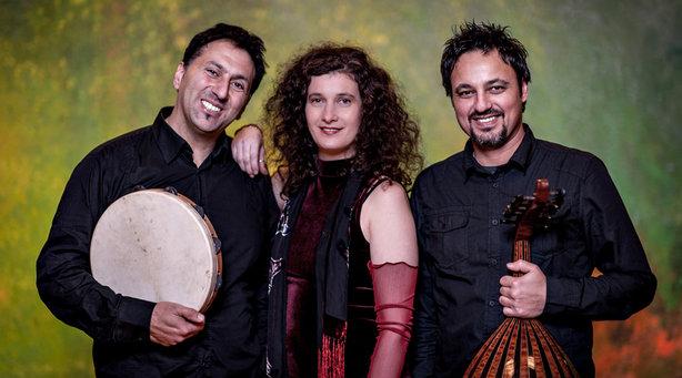 Bild: Ensemble Fisfüz - Bonsai-20 years of oriental Jazz