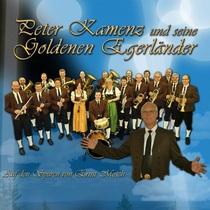 Bild: Goldene Klänge aus dem Egerland - Peter Kamenz u.s. Gold. Egerländer