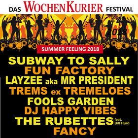 Bild Veranstaltung: Das WochenKurier Festival