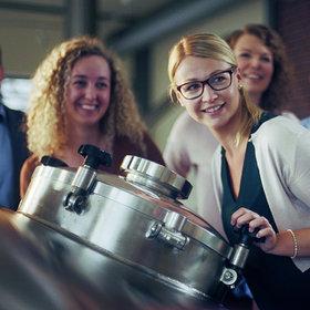 Image: Spannende Brauereiführung