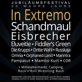 Bild: Festival 20 Wahre Jahre - IN EXTREMO +Special Guests