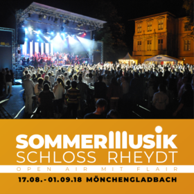 Bild Veranstaltung: SommerMusik Schloss Rheydt