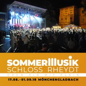 Bild: SommerMusik Schloss Rheydt