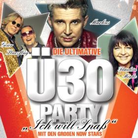 """Bild Veranstaltung: Die Ultimative Ü30 – """"Ich will Spaß""""-Party"""