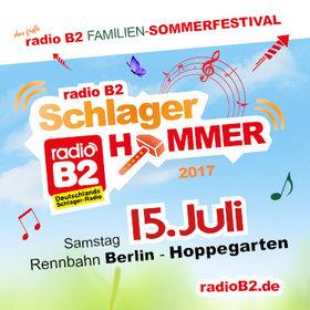 Bild Veranstaltung: radio B2 SchlagerHammer 2017