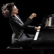 Bild: Solistenkonzert - Khatia Buniatishvili (Klavier)