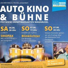 Image Event: Auto Kino & Bühne - Zucker Wag & Häusel
