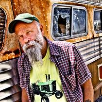 Bild: SEASICK STEVE - Keepin' The Horse Between Me And The Ground - Tour