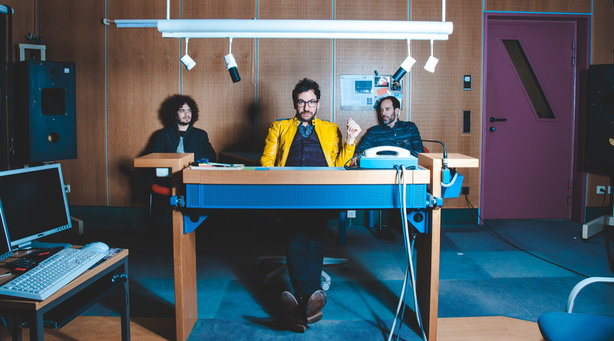 Bild: Kammgarn International Jazzfestival 2018 (23) - Omer Klein Trio
