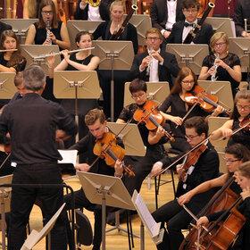 Image Event: Landesjugendsinfonieorchester Hessen LJSO
