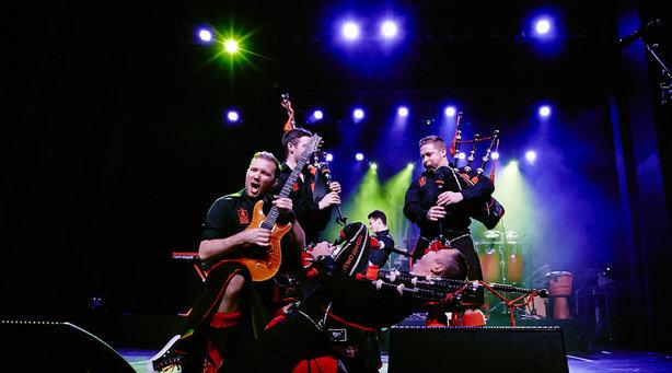 Bild: RED HOT CHILLI PIPERS - Anniversary Tour