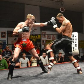 Bild Veranstaltung: NFC - New Talent Fight Night IV