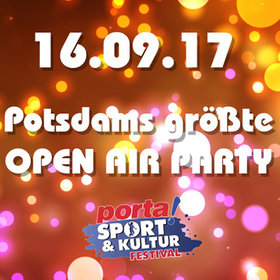 Bild: Potsdam Open Air - mit Rednex, Captain Jack, Mütze Katze DJ Team, Party Shakers,