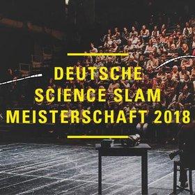 Bild Veranstaltung: Deutsche Science Slam Meisterschaft 2018