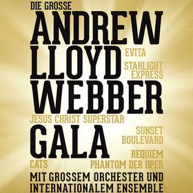 Bild Veranstaltung: Die große Andrew Lloyd Webber Gala