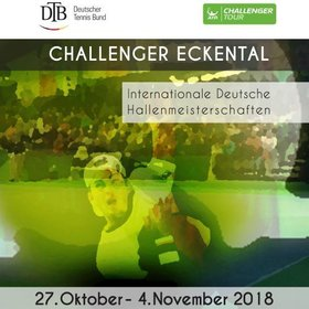 Bild: Challenger Eckental - Internationale Deutsche Hallenmeisterschaften