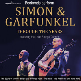 Bild Veranstaltung: Simon & Garfunkel - Through The Years