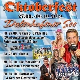 Image Event: Oktoberfest am Dutenhofener See