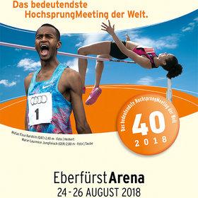 Bild Veranstaltung: 40. Internationales Hochsprung-Meeting Eberstadt