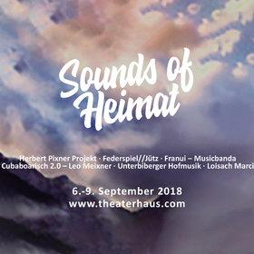 Bild Veranstaltung: Sounds of Heimat