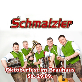 Bild Veranstaltung: Oktoberfest im Butjenter Brauhaus