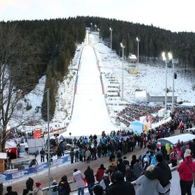 Image Event: FIS Skisprung Weltcup in Titisee-Neustadt