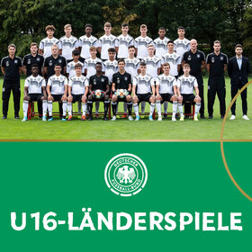 Image Event: DFB U 16-Junioren