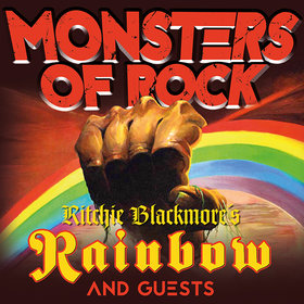 Bild: Monsters of Rock - Ritchie Blackmore´s Rainbow & Guests