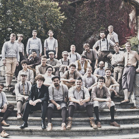 Bild: HELDEN - 10 Jahre Männerstimmen Basel