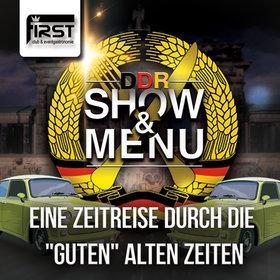 Image: DDR Dinner