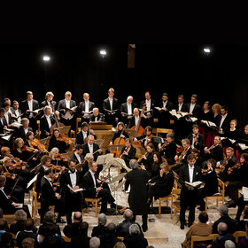 Bild: Barockorchester Stuttgart