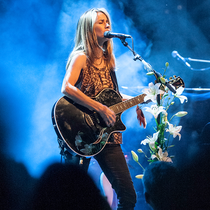 Heather Nova & Band spielen Oyster - Tour VA: target Concerts GmbH