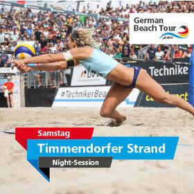 Image: Deutsche Beach-Volleyball Meisterschaften