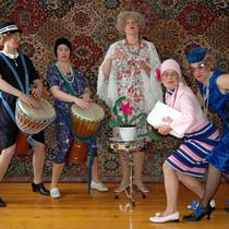 Bild: Trude - Comedy und Percussion