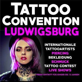 Image: Tattoo Convention Ludwigsburg