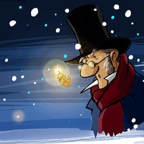 Image: Scrooge - eine Weihnachtsgeschichte