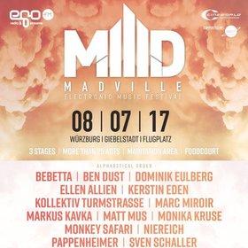 Image: MADville Electronic Music Festival