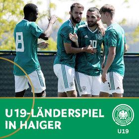 Image Event: DFB U19-Länderspiele