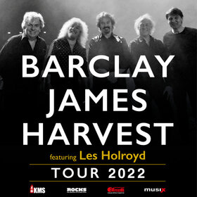 Image: Barclay James Harvest feat. Les Holroyd
