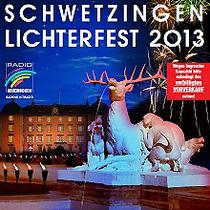Bild Veranstaltung Schwetzinger Lichterfest