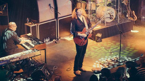 Julian Sas & Band - Feeling´ Alive Tour