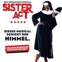 Bild Veranstaltung Sister Act - Das Musical