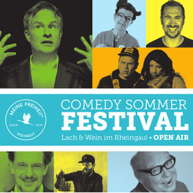 Image: Comedy Sommer Festival