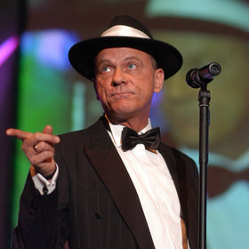 Image Event: Jens Sörensen ist Frank Sinatra